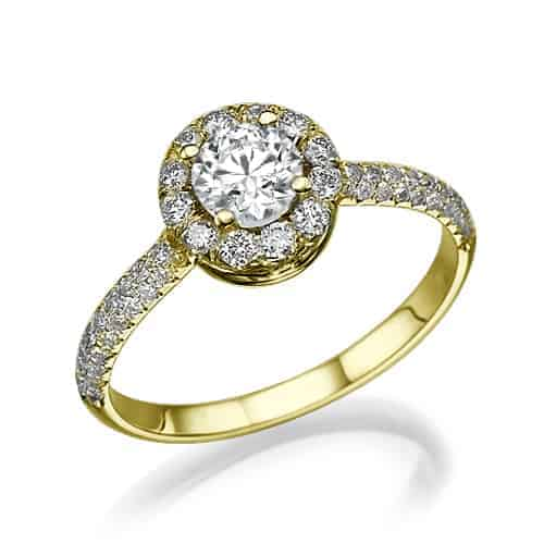 טבעת אירוסין קמרון