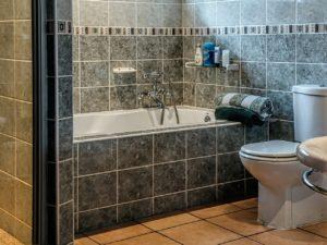אמבטיה ושירותים